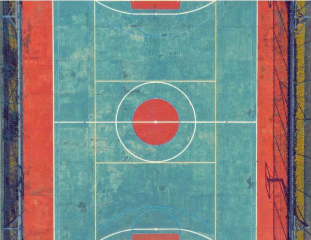 2021年衡铁运校迎新杯篮球赛开赛啦!